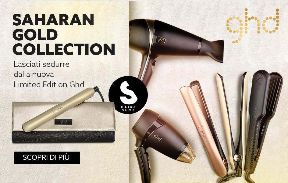 Ghd Saharan Gold Collection