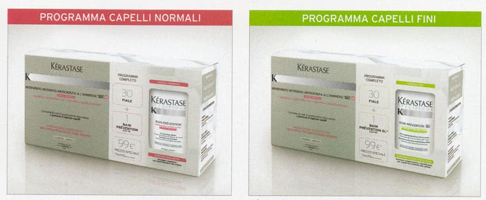 Aminexil anticaduta