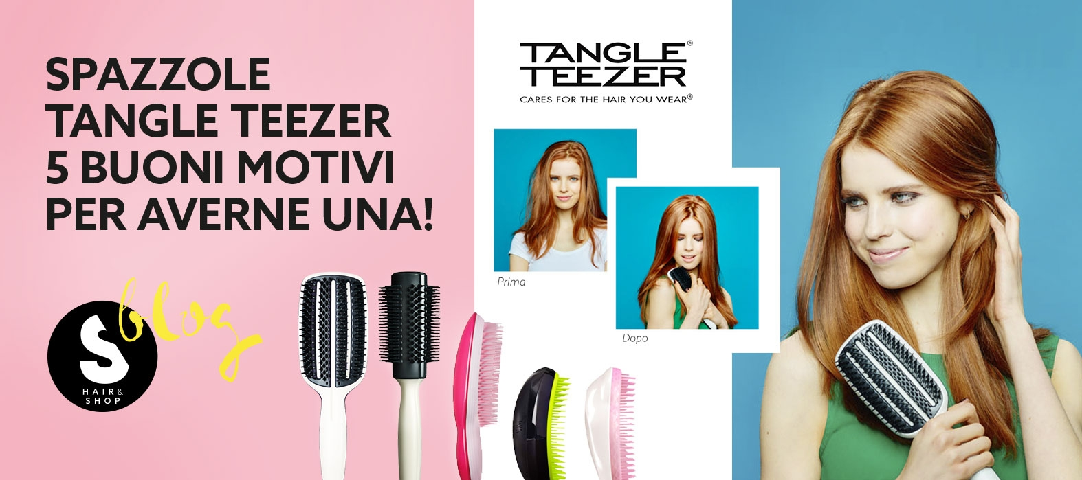 Spazzole Tangle Teezer