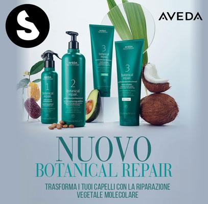 Aveda: nuova linea botanical repair
