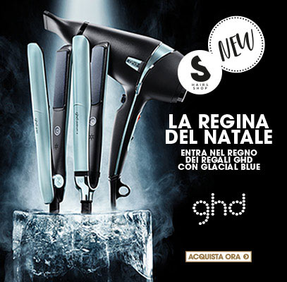 Nuova Glacial Blue GHD limited edition
