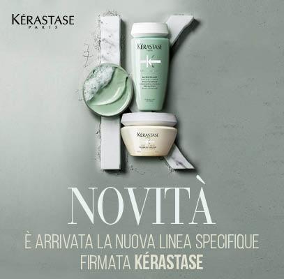 La nuova linea Specifique di Kérastase