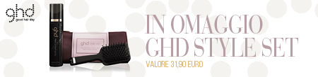 Ghd style gift set in Omaggio