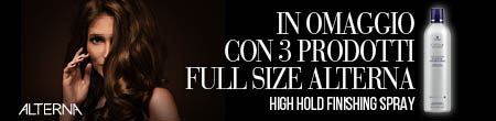 In omaggio con 3 prodotti Alterna full size - Alterna caviar high hold finishing spray 340g